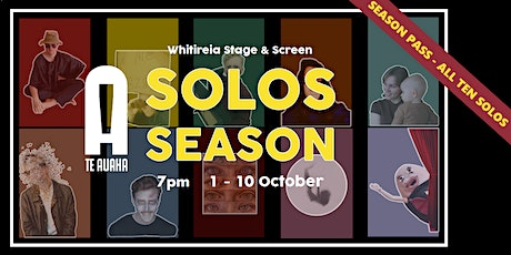 SEASON PASS  Stage & Screen Major Project Solos tickets