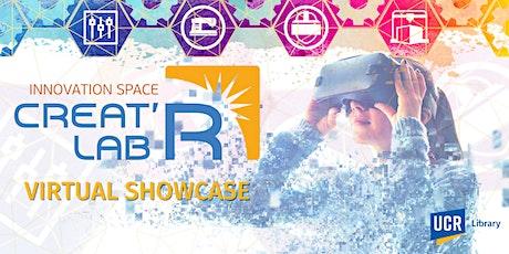 Creat'R Lab Virtual Showcase tickets