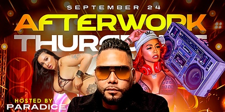 Afterwork Thursday Ladies Night DJ BLUE DIAMOND & DJ Carlito tickets