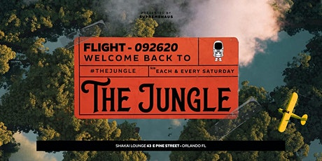 THE  JUNGLE | Dembow Y Reggaeton + Hip Hop tickets