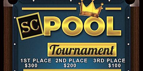 The Savoy Club 4 Seasons Fall Pool Tournament tickets