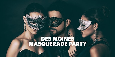 DES MOINES MASQUERADE PARTY 2020 | FRI OCT 23 tickets