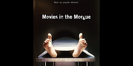 Movies in the Morgue: October 27th - The Shining tickets
