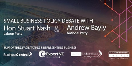 Small Business Policy Debate tickets