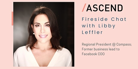 Fireside chat with Libby Leffler tickets