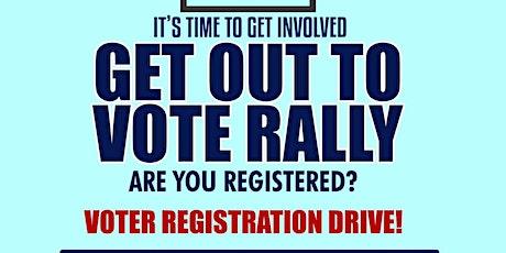 Voter Registration Drive tickets