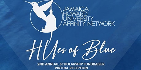 Support JHUAN 2nd Annual HUes of Blue Virtual Scholarship Fundraiser tickets