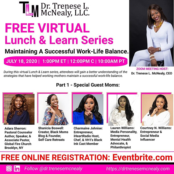 Part 3 - Virtual Lunch & Learn Series image