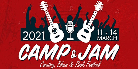 Camp and Jam - Blues, Country and Rock Concert 2021 tickets