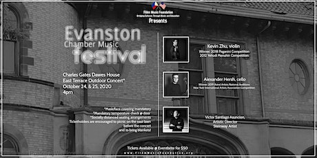 Evanston Chamber Music Festival Fall Edition: A Beethoven Celebration tickets
