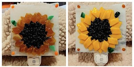 Sunflower Nightlight Workshop - Garden City tickets