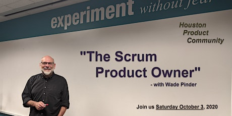 The Scrum Product Owner tickets