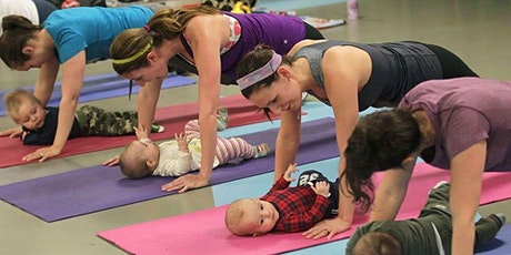 Mom and Baby Fitness group