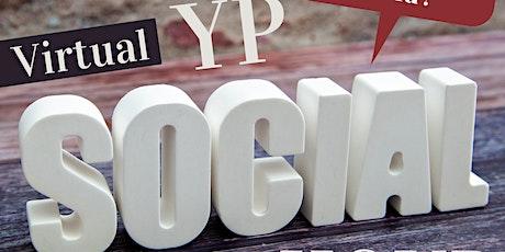Virtual YP Social Hour tickets
