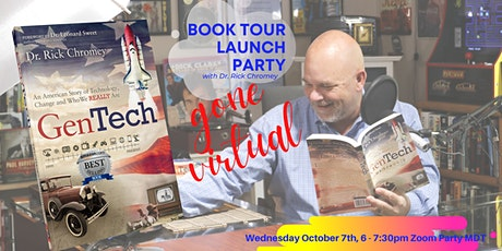 Book Tour Launch Party for GenTech, with Dr. Rick Chromey tickets