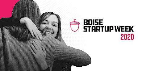 Boise Startup Week 2020 tickets