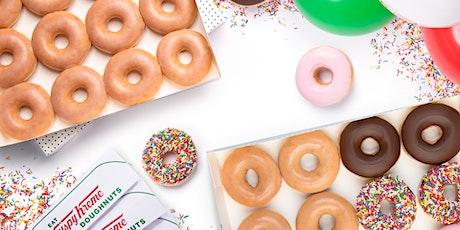 Yarrabilba State Secondary College P&C   Krispy Kreme Fundraiser tickets