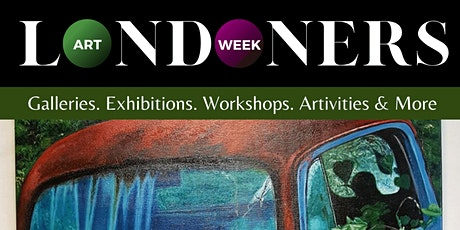 Londoners Art Week @ Millharbour, Canary Wharf E14 tickets