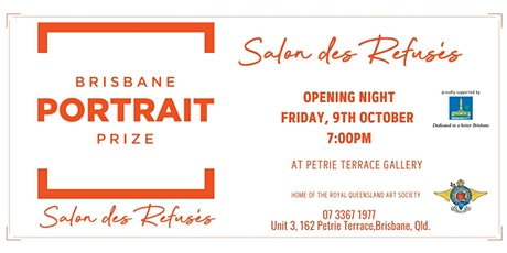 Salon Des Refusés Opening Night tickets