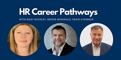 CANTERBURY:HR Career Pathways:Mary Buckley, Grigor McDonald,Craig Atkinson tickets