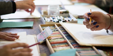Adult's Mixed Media Course: Spring Session 2020 tickets