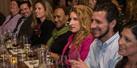 Wine Crawl Chicago - Socially Distanced Champagne Dinner tickets