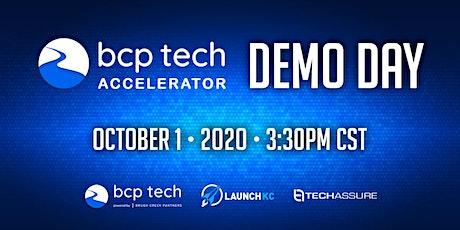 bcp tech Accelerator Demo Day tickets