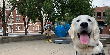 Let's Roam Scavenger Hunt with Charlotte Fire's K-9, Cat the Fire Dog tickets