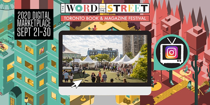 The Word On The Street 2020 Virtual Festival! image
