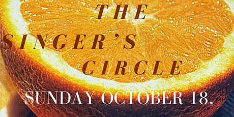 The Singer's Circle ⭕️ tickets