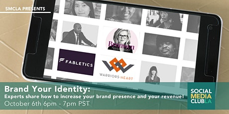 Brand Your Identity: How to increase your brand presence and your revenue tickets