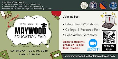 Maywood Education Fair - 2020 tickets