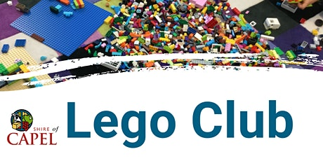 Boyanup LEGO Club Term 4 tickets