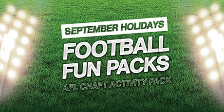 Click & Collect - Football Fun Packs tickets