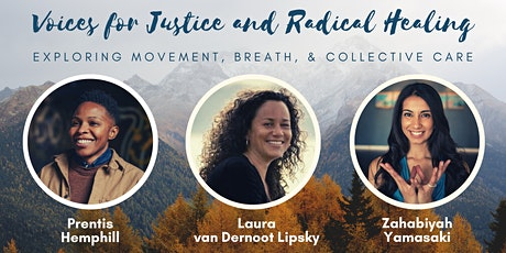 Voices for Justice & Radical Healing - A Benefit for Living Yoga tickets