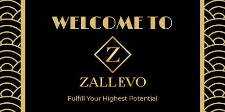 Welcome To Zallevo tickets