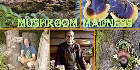 Mushroom Madness tickets