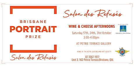 Salon Des Refusés - Wine & Cheese Afternoon tickets