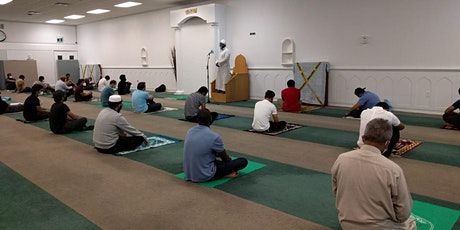 Copy of Jumu'ah Prayer at The Islamic Information & Dawah tickets