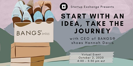 Start with an Idea, Take the Journey tickets