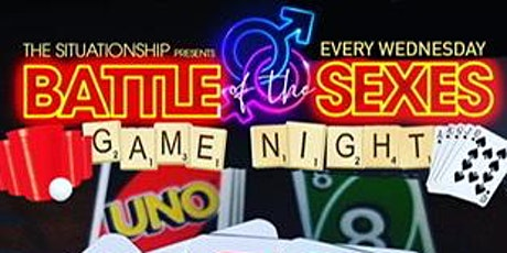 THE GRAND RETURN: Battle of the Sexes Industry Happy Hour & Game Night tickets
