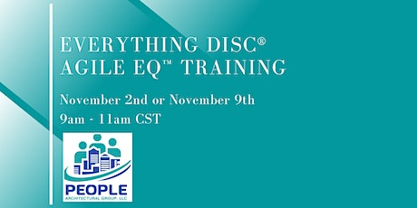 Everything DiSC® Agile EQ™ tickets