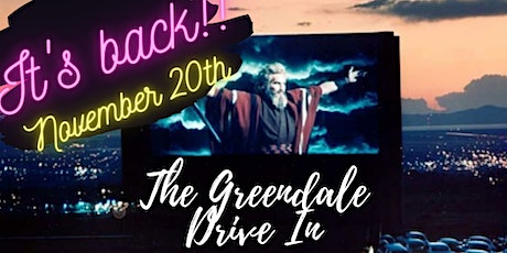 A Starry Night - Greendale Drive-In tickets