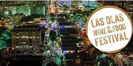 Las Olas Wine and Food Festival Hosted by American Lung Association tickets