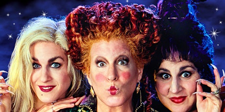 Hocus Pocus at the Drive-In tickets
