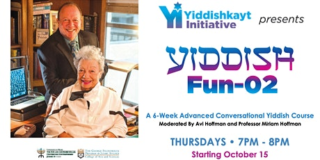 Yiddish Fun-02  - Thursday Class tickets