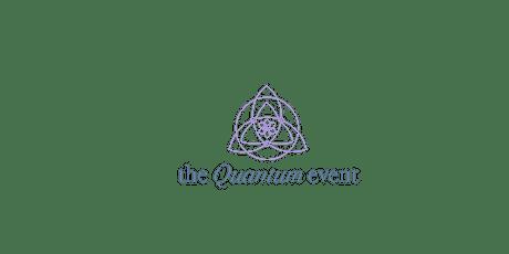 The Quantum Event tickets