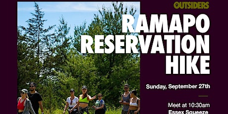 Ramapo Reservation Hike tickets
