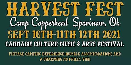 Harvest Fest 2021 tickets