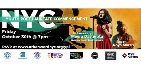 NYC Youth Poet Laureate Commencement Performance tickets